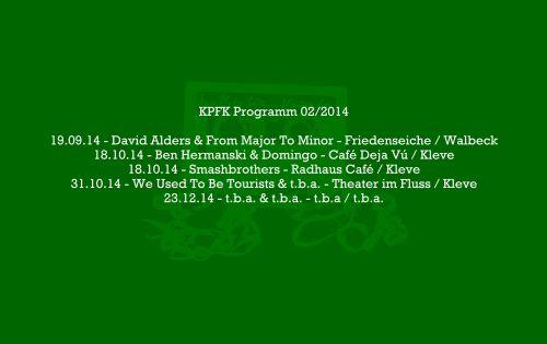 KPFK Programm 2
